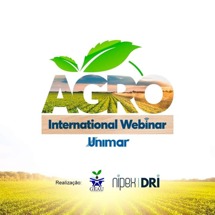 Abertura do 1º Agro Internacional Webinars